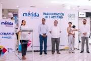 La Comuna de Mérida inauguró un Lactario en