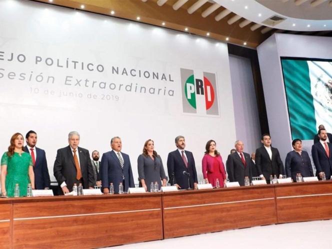 El PRI elegirá a su nueva dirigencia el 11 de agosto
