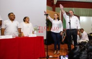 """Panchito"" asume la presidencia estatal del PRI: Promete ser oposición responsable"