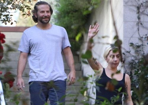 Culpan a Lady Gaga por la ruptura de Bradley e Irina, difunden fotos comprometedoras