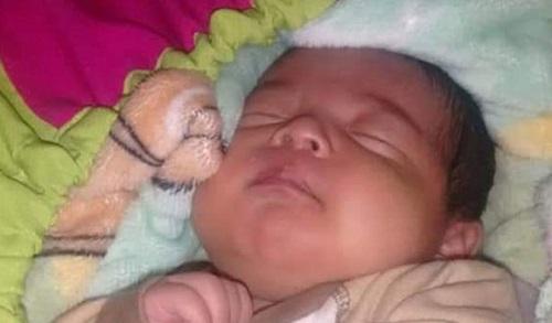 Hallan entre cobijas a la bebé que robaron en el registro civil del Estado de México