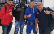 El boxeador yucateco Elías Espadas viaja a Atlantic City para enfrentar al invicto D´Mitriud Ballard