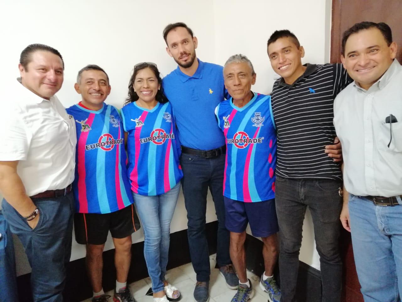 Pedro Escalante va por el triunfo y récord en lanzamiento de jabalina en Zapopan, Jalisco.