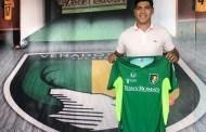 Los Venados contratan a Carlos Gael Acosta, por lo que apuestan por experiencia al ataque