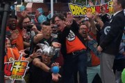 Fans de Dragon Ball hacen el Kamehameha más grande del mundo