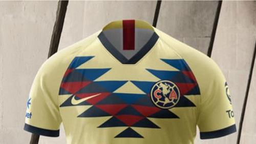 El América reveló su nuevo uniforme para el Apertura 2019