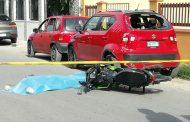 Por conducir en estado de ebriedad, chocó contra un carro y murió