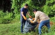 Recompensarán a quien denuncie a las personas que tiran basura, en Oxkutzcab