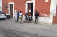 Vecinos de Valladolid pescan y retienen a un ladrón de bicicletas