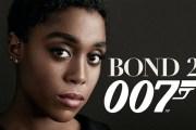 La actriz Lashana Lynch será la nueva agente 007 en