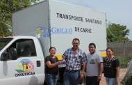 Rehabilitan el camión sanitario de entrega de carne, de la Comuna de Oxkutzcab
