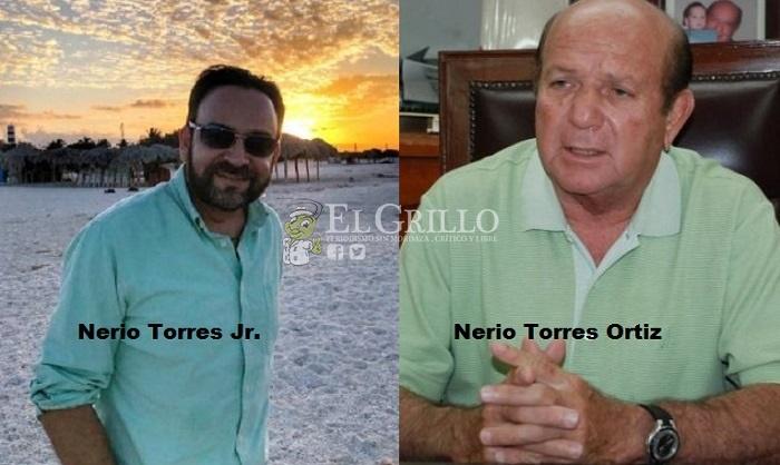 """La violenta reaparición de Nerio Torres """"remacha"""" el ataúd político de su Jr."""