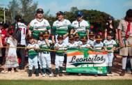 Con la participación de 144 equipos y colorido desfile, inició nuevo capítulo la Liga Yucatán de Béisbol