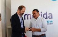 El escritor Juan Villoro reconoce el esfuerzo de fomentar la lectura en Mérida