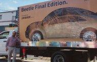 Un mexicano, el primero en adquirir el Beetle Final Edition por Amazon
