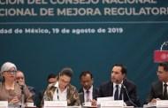 Nombran a Vila presidente del Sistema Estatal de Mejora Regulatoria Zona Sureste