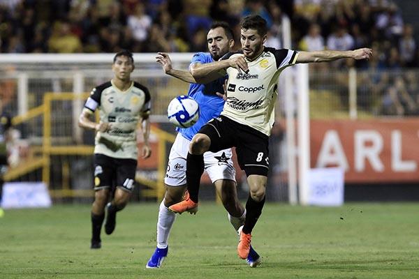 Los Dorados vencen por la mínima a los Venados con gol de Fabián Bordagaray