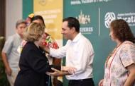 Mauricio Vila inauguró el Foro de Consulta Proigualdad 2019-2024