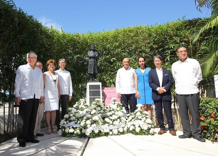 Yucatán y Japón refrendan lazos de colaboración, al conmemorar al doctor Hideyo Noguchi