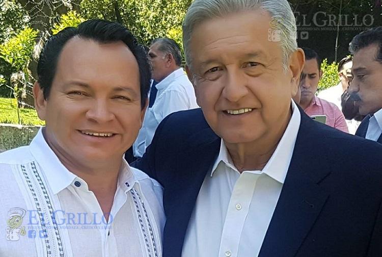 """Están hartos de """"Lechitas"""" en MORENA: es corrupto afirman"""