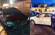 """Dos mujeres chocan en la """"Dolores Otero"""": Sólo daños materiales"""