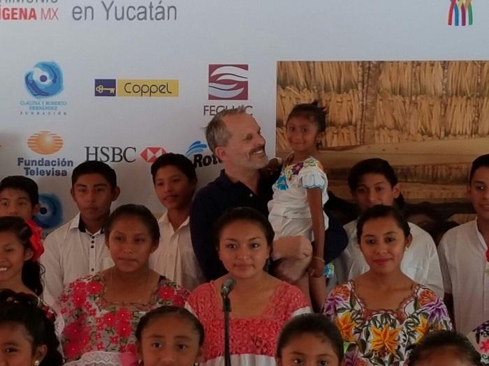 Ricky Martin y Miguel Bosé estarán en la Cumbre de los Nobel, en Mérida.