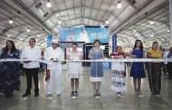 Inauguran la décima edición de la Expo Adulto Mayor, en el Siglo XXI