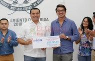 Mérida, ciudad de marca internacional, dice Renán Barrera