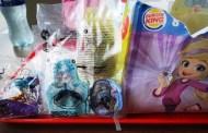 Burger King dejará de dar juguetes, para cuidar el medio ambiente