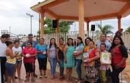 Entregan semillas de rábano, maíz, chile y lechuga a decenas de agricultores de Oxkutzcab
