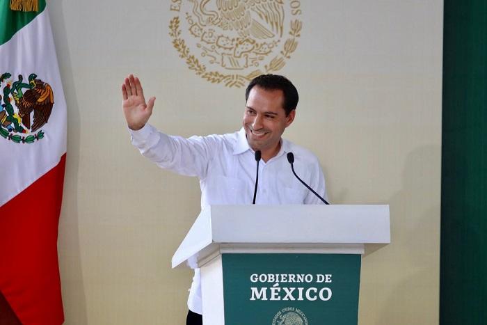 Vila y AMLO trabajarán juntos para unir esfuerzos a favor de la salud de los yucatecos