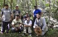 Hallan un cenote y una pirámide en la zona arqueológica de X´baatun