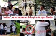 """Vila vigila la 4ta Transformación, en Yucatán: """"Lechitas"""", como la muñeca fea, en un rincón"""