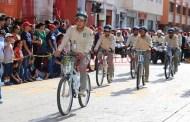 Laboren con rectitud y valores, les dice el alcalde de Mérida a los policías
