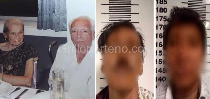 Confesaron que mataron a dos viejitos, pero hoy los absolvieron