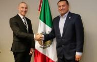 Mérida y Miami harán intercambios a beneficio de los ciudadanos de ambas ciudades, afirma Renán Barrera