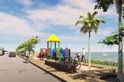 Mauricio Vila inicia las obras para mejorar la imagen del Malecón de Río Lagartos