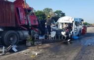 Ocho muertos ya dejó el fatal accidente en el entronque de Mocochá