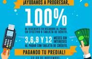 Descuentos del 100% en recargos del pago de predial por el Buen Fin