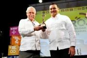 Galardonan al Ayuntamiento de Mérida por ser Promotor de la Responsabilidad Social Empresarial