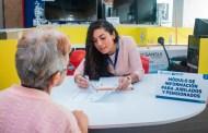 Abren módulos de información para jubilados y pensionados del ISSTEY