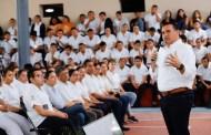 """Renán Barrera inaugura el programa """"Ayuntamiento en mi Universidad"""""""