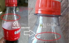 La alcaldesa de Cenotillo reparte refrescos caducados a niños que desfilaron