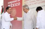 AMLO y Mauricio Vila impulsarán la construcción de un Centro de Acopio de Miel en Yucatán