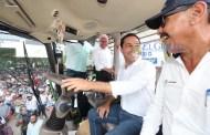 Maquinaria y equipo para productores de 51 municipios de Yucatán
