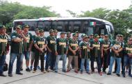 La selección de Yucatán viajó a campeonato nacional de veteranos, con la mira en lo más alto