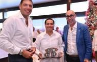 Vila presentó el potencial de Yucatán ante el Consejo del Grupo Financiero Banorte