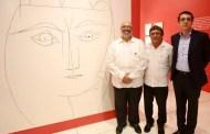 """Inauguran la exposición """"Picasso, genio de las Artes"""" en el Centro Cultural Olimpo"""