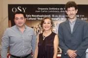 La OSY cerrará la Temporada XXXII en la Ciudad de México, en el VIII Festival de Otoño