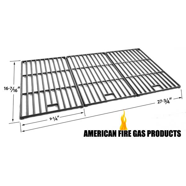 Cast-Iron Cooking Grids For Backyard Classic BY13-101-001